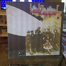 OG EX Led Zeppelin II 2 LP Vinyl Record Jimmy Page Robert Plant Jon Bonham