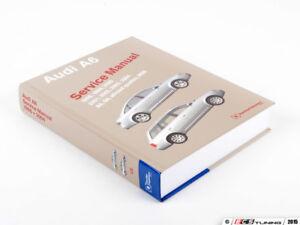 Bentley Audi C5 A6 S6 Rs6 Allroad 1998 2005 Service Manual A604 Ebay