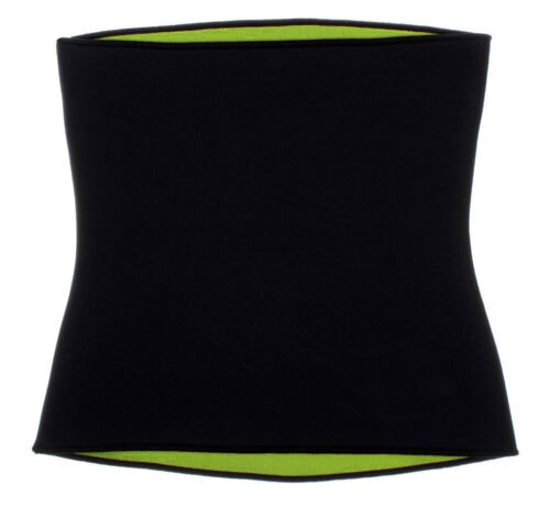 4Fit™ Neoprene Body Shaper Set Slim Waist Cincher Belt Yoga Sweat Shapers Hot