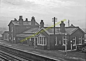 1 Cross Gates Garforth Railway Station Photo Leeds to Selby. Micklefield