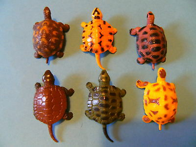 Schildkröte Schildkröten Schlüsselanhänger 8er 5cm neu