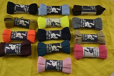 Sezione Speciale Tobby Xl Fat Laces Lacci 120 E 140 Cm Colore: Wählbahr Rosa-