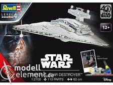 REVELL ® 06052 Star Wars Imperial Star Destroyer 1:2700/60cm EDIZIONE LIMITATA