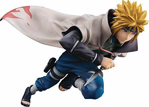 MEGAHOUSE G. E. M. serie naruto-Naruto-SHIPPUDEN MINATO NAMIKAZE  quattro hokagf  forniamo il meglio