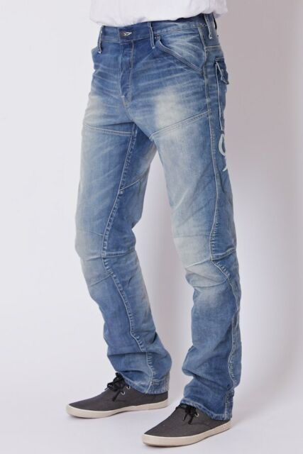 JEANS PANTALON G-STAR MOTOR 5620 3D TAPERED EMBRO  TAILLE  W30  L34  VALEUR 130€