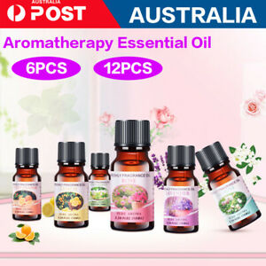 6-12x-Essential-Oils-100-Pure-amp-Natural-Aromatherapy-Diffuser-Essential-Oil-Set