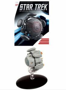 Eaglemoss-Star-Trek-Official-Collection-Eyemorg-Starship-amp-Mag-127-SPOCK-039-S-BRAIN