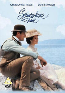 SOMEWHERE-IN-TIME-DVD-Christopher-Reeve-Jane-Seymour-Movie-UK-New-Film-R2-x