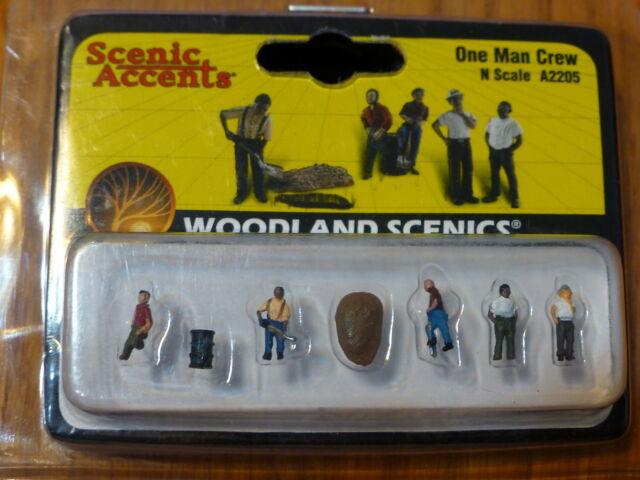 WOODLAND SCENICS A2147 Train Mechanics N WOOU2147