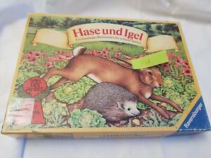 Ravensburger-Hase-und-Igel-Ein-fesselndes-Wettrennen-OHNE-Anleitung-N
