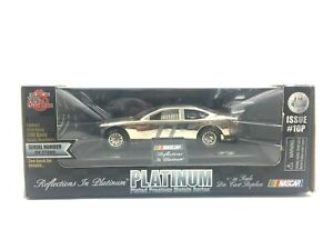 NASCAR REFLECTIONS IN PLATINUM RACING CHAMPIONS 10 YEARS PRESSLEY #77 CAR #352
