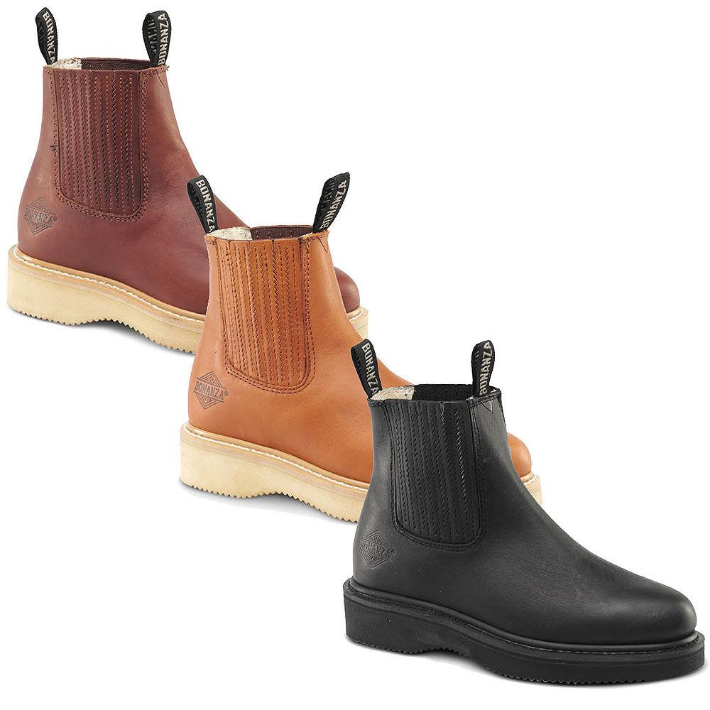 1cdbcee3e8 Bonanza Boots 101 Goodyear Welt Construction 6