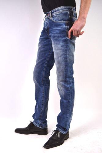 Hommes dition Bleu Pepe 100 Fit une Coton Regular fois Encore Da Jeans Coupe Ingenious x0ApAYg