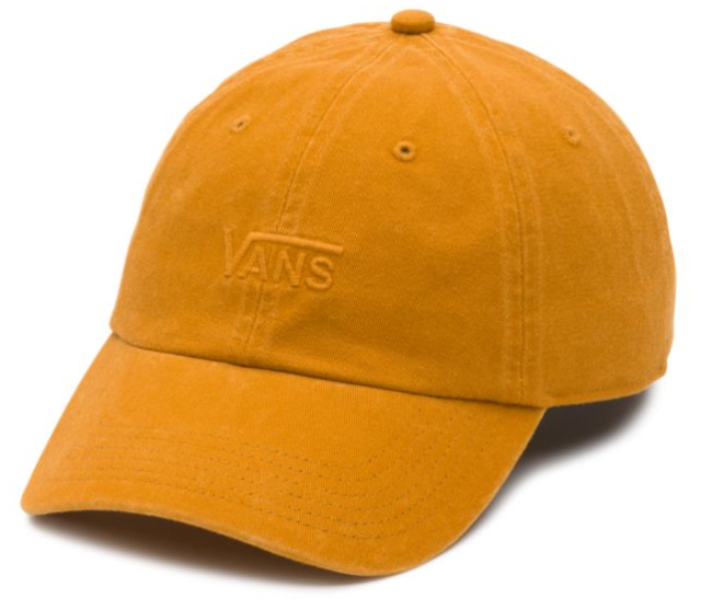 yellow vans cap