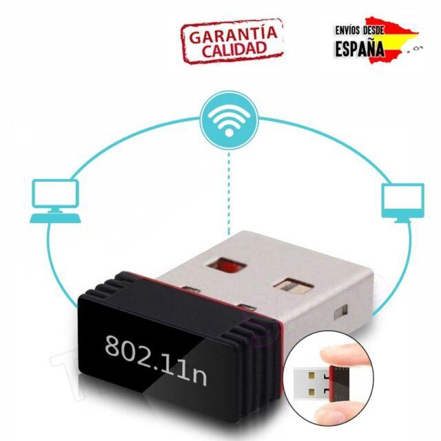 Receptor WIFI mini antena WI-FI USB para PC de largo alcance 150 mbps wireless