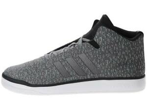 cheaper 42f80 d922a Image is loading ADIDAS-VERITAS-MID-WEAVE-Mens-11-5-Black-