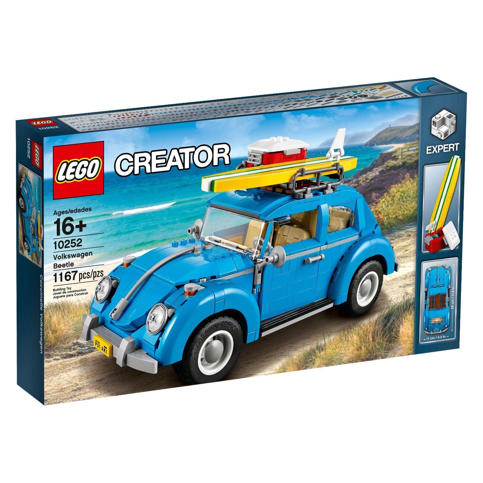 LEGO 10252 Volkswagen Beetle  Creator Expert 16+  Pz1167