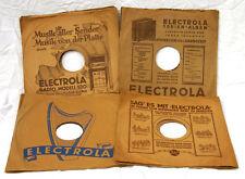 16 ORIG. SCHALLPLATTENHÜLLEN -COVER- SCHELLACK 30 CM der Firma ELECTROLA   C105