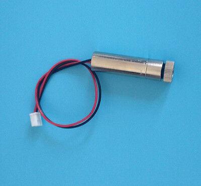 200-250mW Focusable Laser Module Red Dot Laser Generator Diode For Engraving CAD