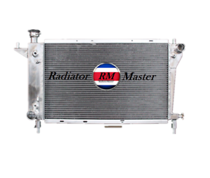 ALUMINUM RADIATOR FOR 1994-1996 FORD MUSTANG  3.8 V6 5.0 V8   2ROW 1995