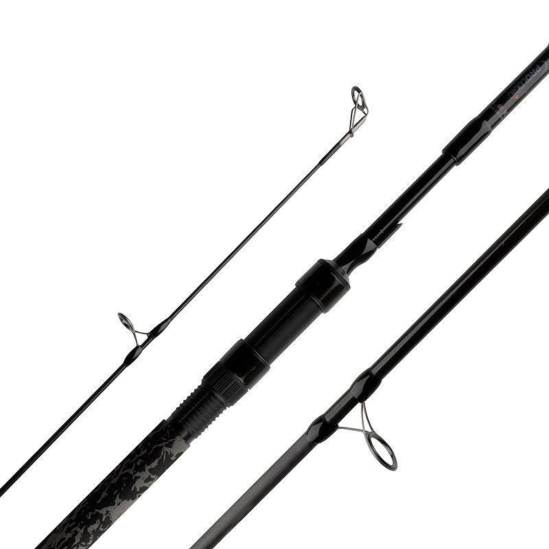 PROLOGIC C.O.M. Pure stalker Rod  9' 11' 2.75lb 24T Carbon 2PC Carp Fishing