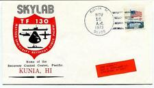 1973 SKYLAB TF130 Spacecraft Recovery Control Center Kunia Appleton NASA Shuttle