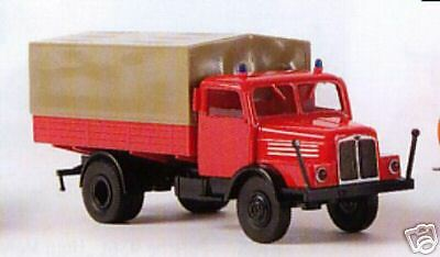 # 71519 BREKINA HO IFA S 4000-1 Fire Department