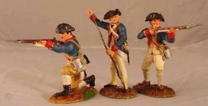 Conte-American-Revolution-PAT208-Continental-Line-Firing-3-Figure-Set