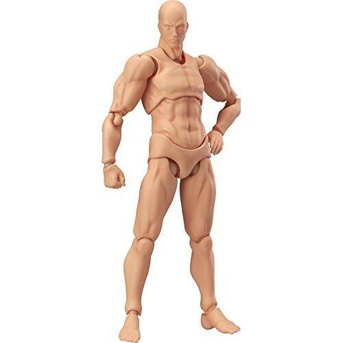 Figma archetype next he flesh Farbe ver. Max Factory Japan import
