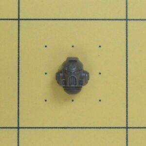 Warhammer 40K Space Marines Ultramarines Upgrade Pack Helmet (C)