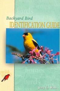 Backyard Bird Identification Guide T F H Wild Birds Series ...