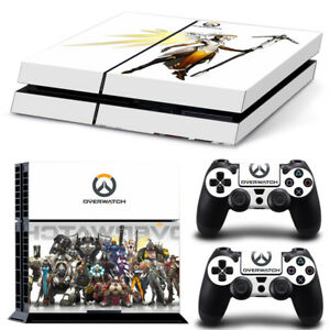 Details about Overwatch Hero Mercy PS4 Vinyl Skin Decal Sticker Playstation  4 Controller Skin