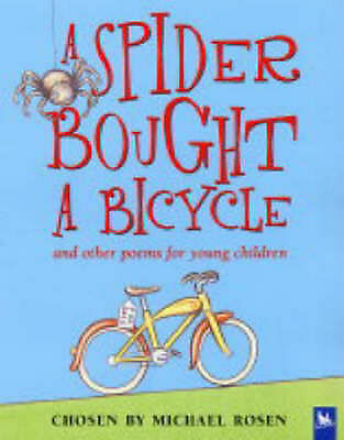 1 of 1 - Rosen, Michael, A Spider Bought a Bicycle: And Other Poems for Young Children, V