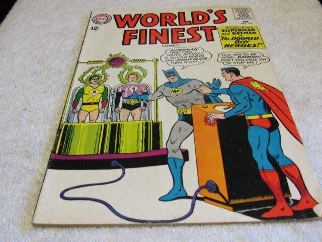 World's Finest Comics #147 (Feb 1965, DC)