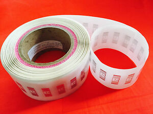 1000PCS Ultra-miniature RFID tag UHF electronic tag J41 Impinj Power Management