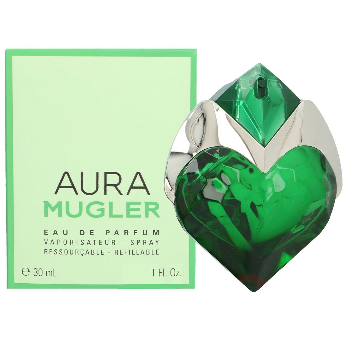 Women Aura 30ml Refillable Thierry Mugler Edp CoerdWxB