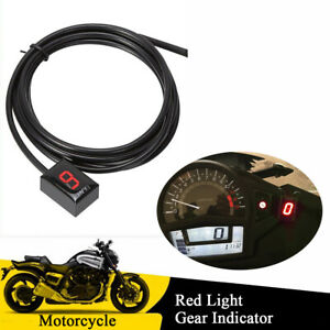 1PC-Plastic-Motorcycle-Dirt-Bike-Gear-Indicator-For-Honda-CBR600-F4I-2001-2006