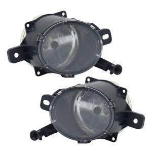 2Pcs-Front-Bumper-Fog-Light-Driving-Lamp-amp-Bulb-Fit-For-Cadillac-SRX-10-16