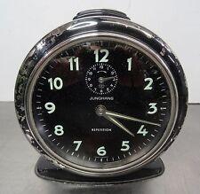 vintage alarm clock - Mechanischer Junghans Repetition Wecker Alarm Uhr ~40er