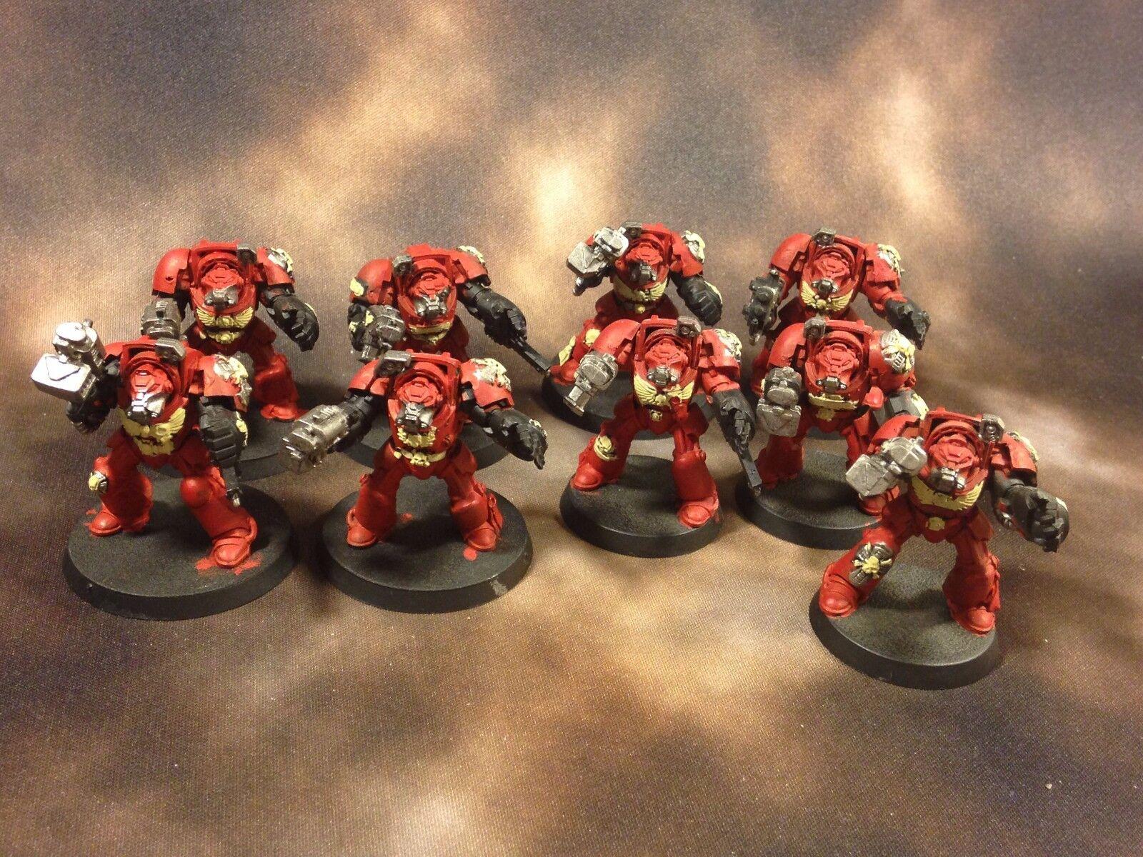 Warhammer 40k Space Marines Terminators