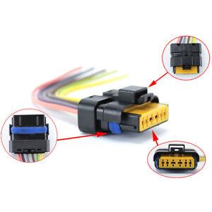 Prise-de-branchement-faisceau-Cable-Module-leve-vitre-temic-Renault