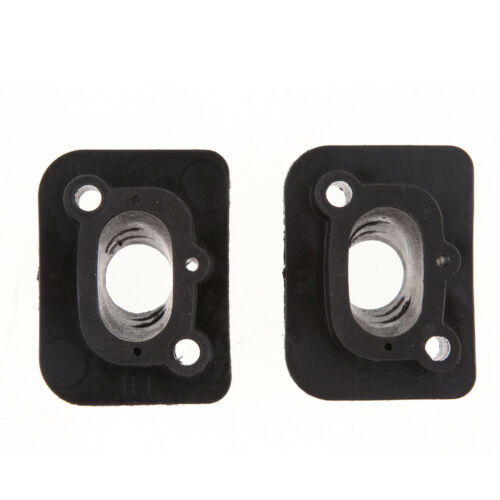 2 x CARBURETTOR CARB ADAPTOR SPACER FOR STRIMMER TRIMMER BRUSH CUTTER NEW