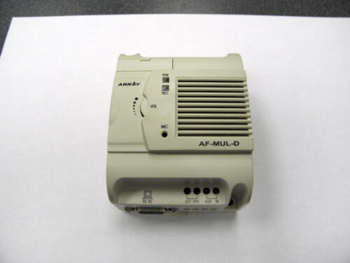 Array AF-MUL-D Telephone Remote Control// Automatic Alarm Dialing