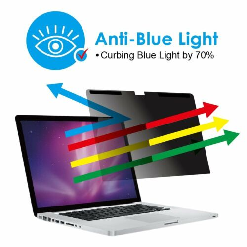 "Anti-Spy Privacy Screen Protector For Macbook Pro 13/"" Touch Bar A1708 A1706"