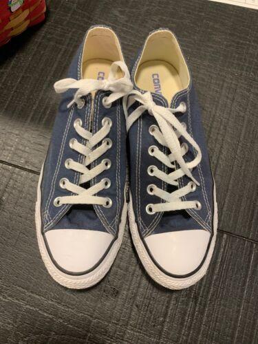 Converse All Star Navy Blue M7 W 9