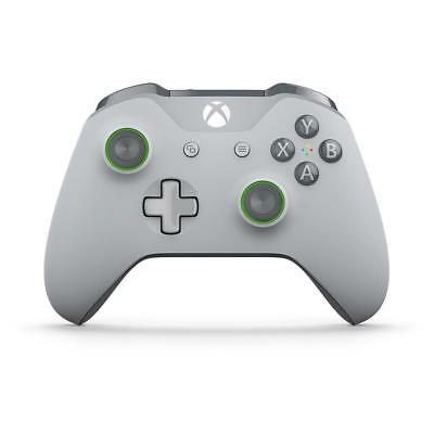 Xbox One Wireless Controller - Grey & Green