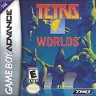 Tetris Worlds (Nintendo Game Boy Advance, 2001) - European Version