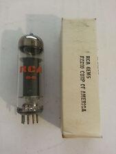 RCA 6EM5 A-11-69 Electron Electronic Vacuum Tube