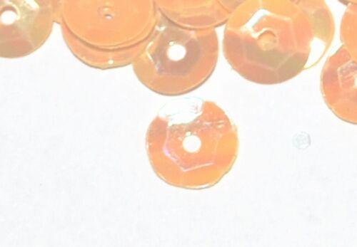 Tarjeta 200g al por mayor cuentas lentejuelas artesanía Fabricación De Joyas Colores Redondo 10 mm AB