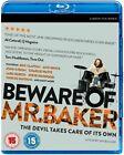 Beware of Mr. Baker Blu-ray DOCUENTARY Region B 2013